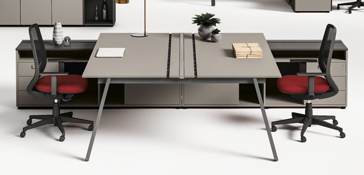 Groovy Workstation Desk 5Th Element By Las Mobili Interior Design Ideas Apansoteloinfo