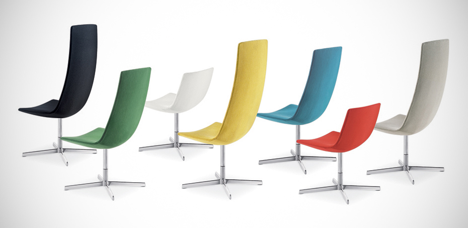 Catifa 60 Design Conference Chairs By Arper Design