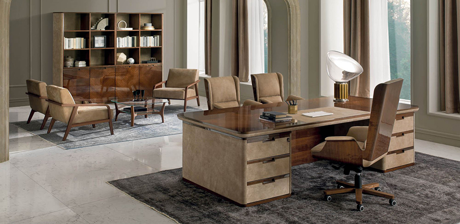 classic office furniture avatar by i4mariani design