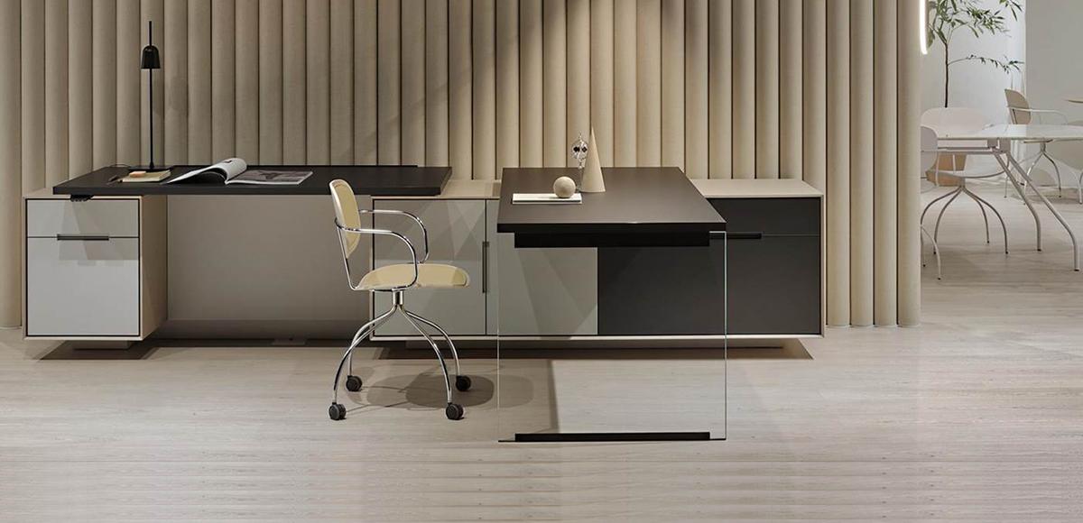 Brera25 modern office Italian desk collection