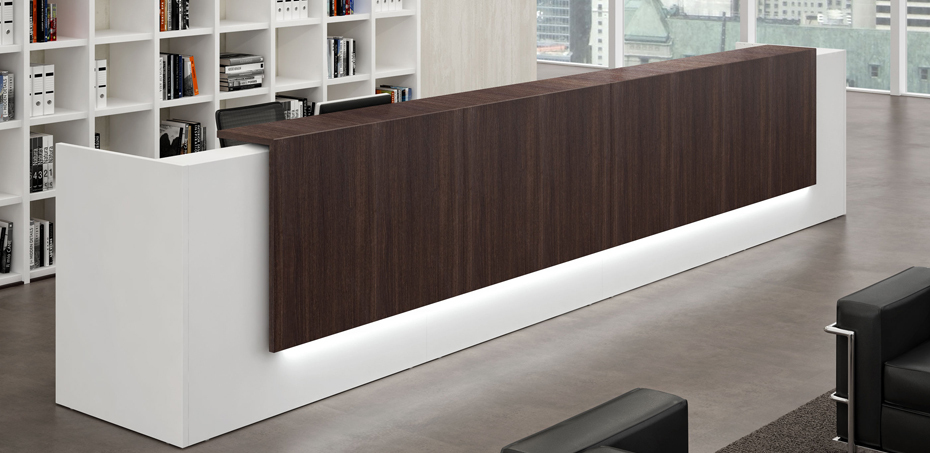 Home > Reception Counter > Z2 reception counter by Officity
