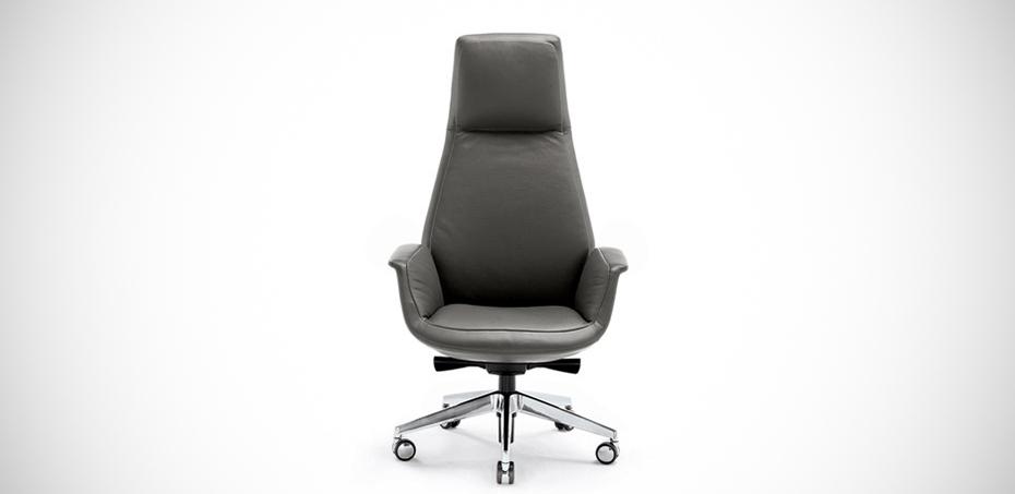 downtown modern armchair by poltrona frau design jean marie massaud. Black Bedroom Furniture Sets. Home Design Ideas