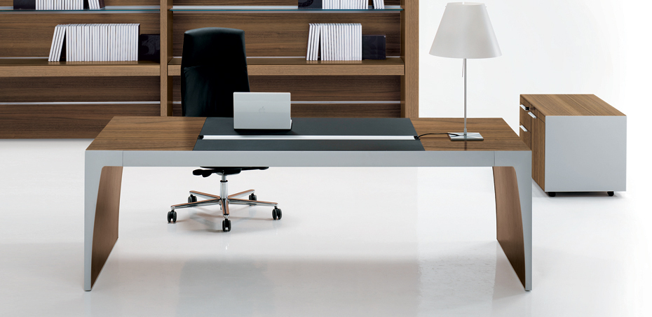 executive office desk u shaped cx by frezza designer roberto danesi