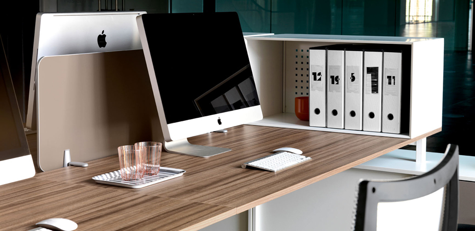 Gap Workstation Office System by Della Valentina, Design Antonio ...