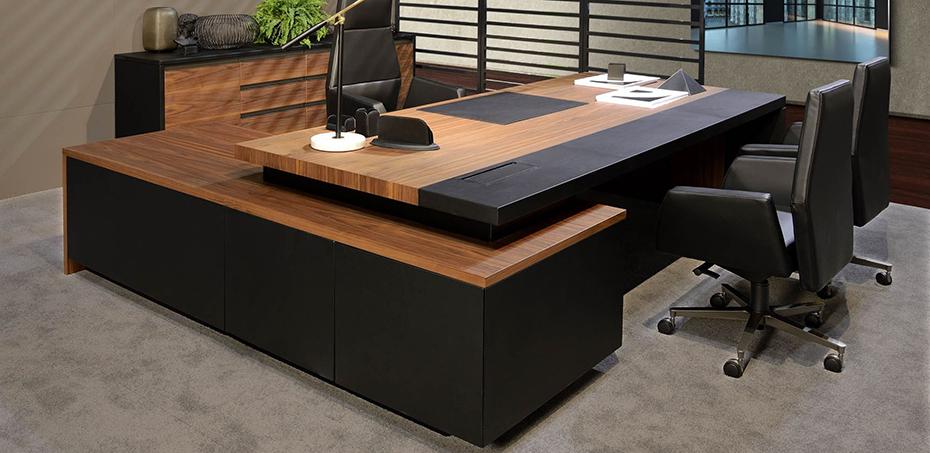 Executive Office Desk Kefa By I4mariani Design Matteo Nunziati