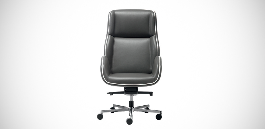 Suoni executive presidential office chair by Vaghi design Paolo