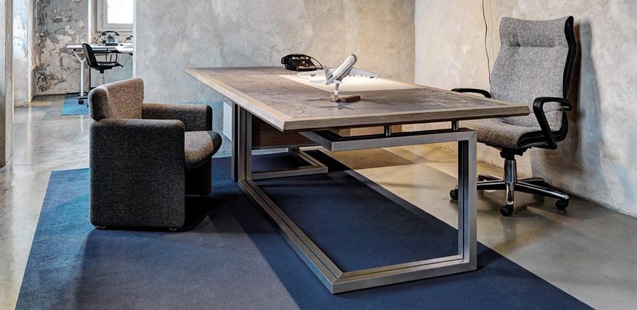 Vara Design Italian Desk By Tecno Design Luca Scacchetti