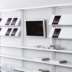 Big bookshelf design