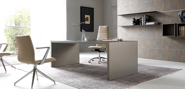 executive desk wing