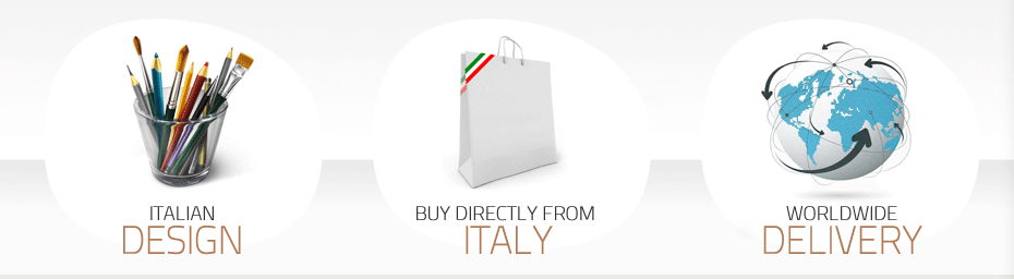 italian furniture delivered worldwide